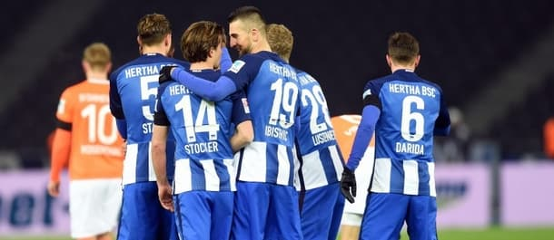 Hertha beat Ingoldstadt 2-0 in the reverse Bundesliga fixture.