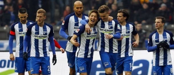 Hertha Berlin have won eight of the last ten on home soil.