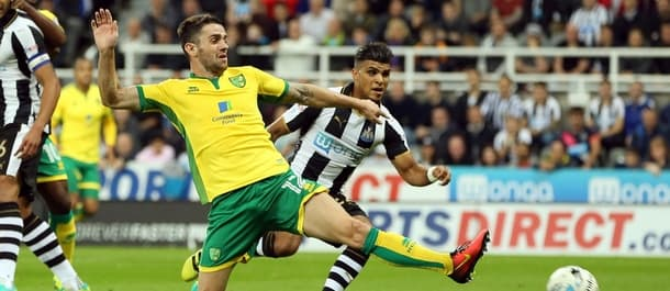 Newcastle beat Norwich 4-3 in the reverse Championship fixture.