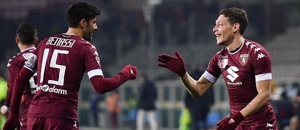 Torino are the 5th highest scoring side in Serie A.