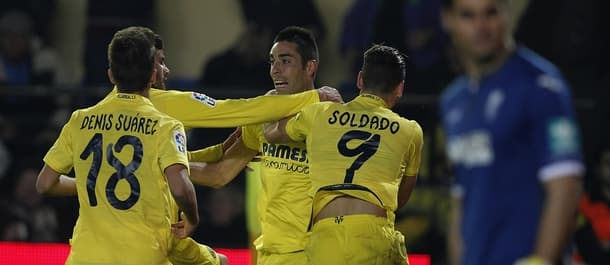 Villarreal have won the last four against Malaga.