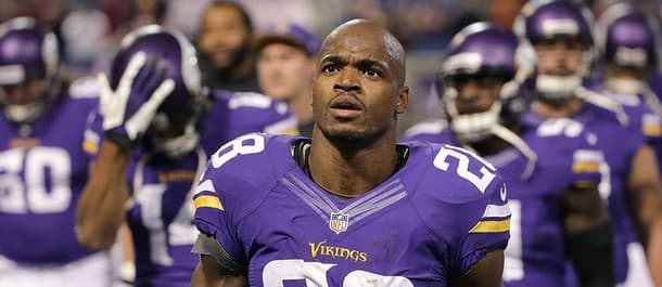 Peterson's option has been declined for 2017