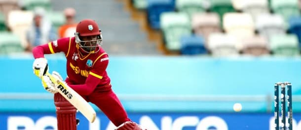 Carter impressed for the Windies
