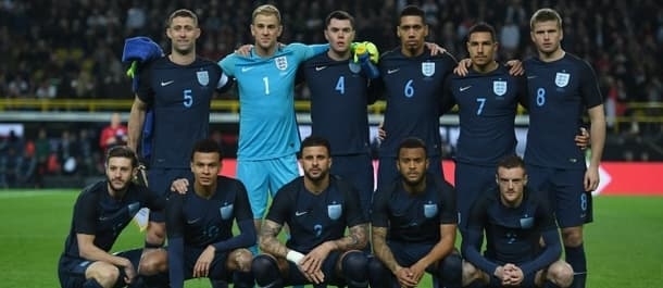 England were lauded for the performance in a 1-0 defeat to Germany last week.