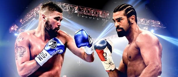 Haye vs Bellew is an eagerly awaited fight on Saturday night.