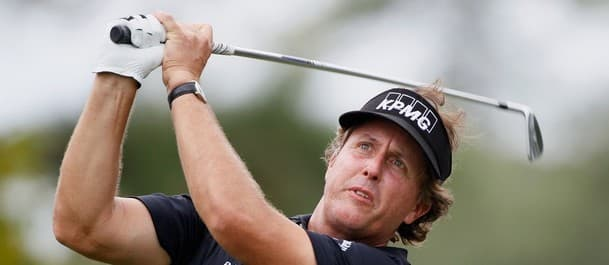 Mickelson won the tournament in 2011