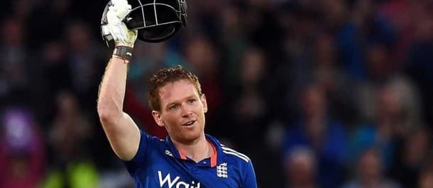 Morgan could lead England to the victory