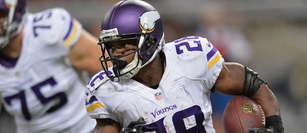 Peterson could join the Raiders