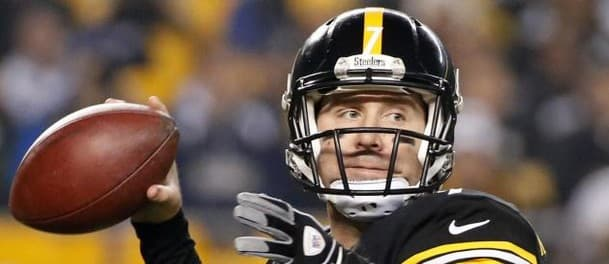 Roethlisberger found form down the stretch