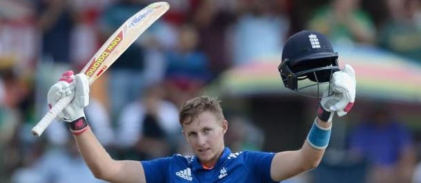 Root led England to victory