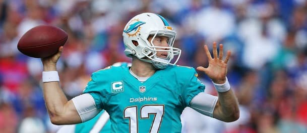 Tannehill's injury limited the Dolphins