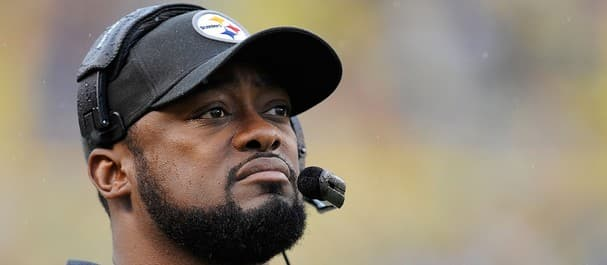 Tomlin's men fell just short of the Super Bowl