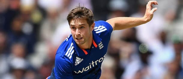 Woakes has become England's premier bowler