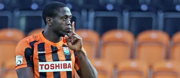 John Akinde is top of the League Two scoring charts.