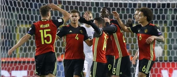 Belgium beat Estonia 8-1 in their last qualifier.