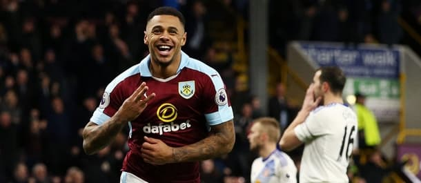 Andre Gray bagged a hat-trick when Burnley and Sunderland last met.