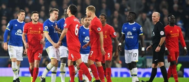 The Merseyside derby kicks off the Premier League action on Saturday.