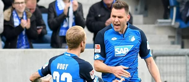 Hoffenheim beat Ingoldstadt 5-2 in their last home outing.