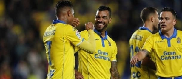 Las Palmas are 6-5-2 at home in La Liga this season.
