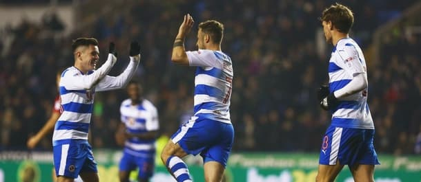 Reading are battling for promotion in the Championship.