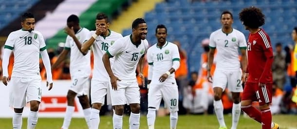 Saudi Arabia top group B in Asian World Cup qualification.