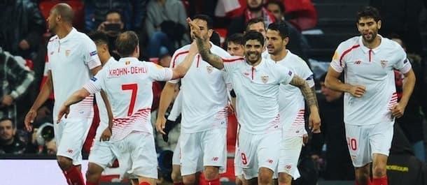 Sevilla have the best home record in La Liga this season.