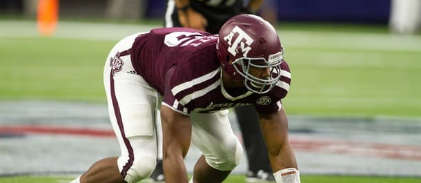 Garrett was a standout at Texas A&M