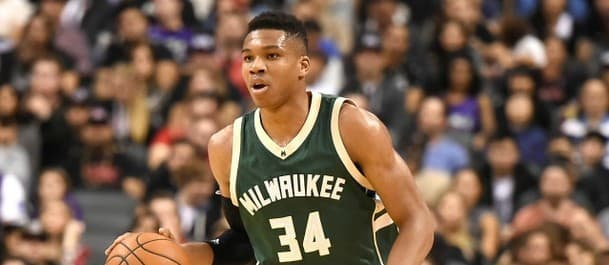 Antetokounmpo is a rising star
