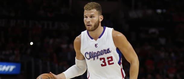 Griffin will aim to cut through Utah's defense