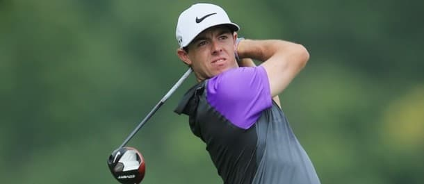 McIlroy is bidding for his first Masters crown