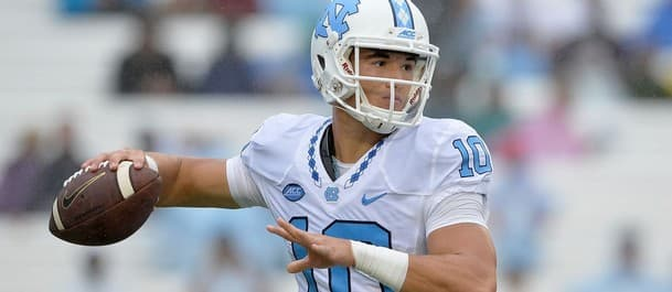 Trubisky could be selected ahead of Watson