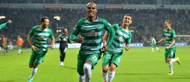 Werder Bremen are one of the Bundesliga's in-form teams.