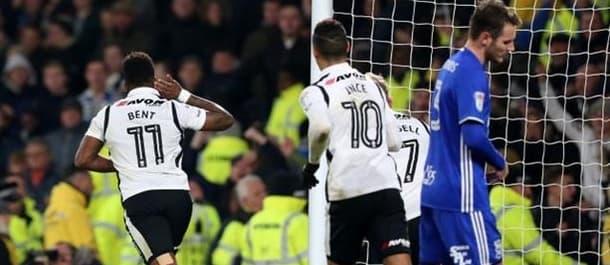 Derby beat Birmingham 1-0 in December.