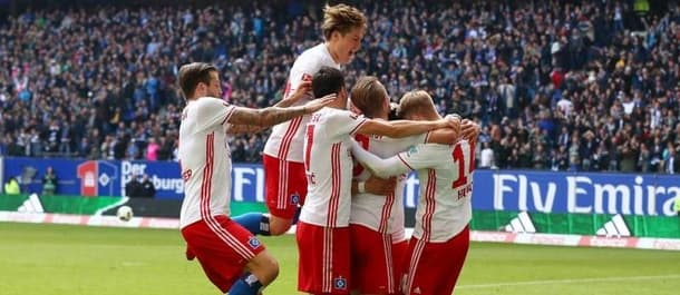 Hamburg beat Hoffenheim in their last home Bundesliga outing.