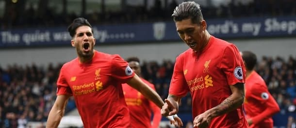 Liverpool beat West Brom 1-0 to stay 3rd in the Premier League.