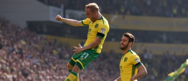 Norwich beat Reading 7-1 in their last game at Carrow Road.