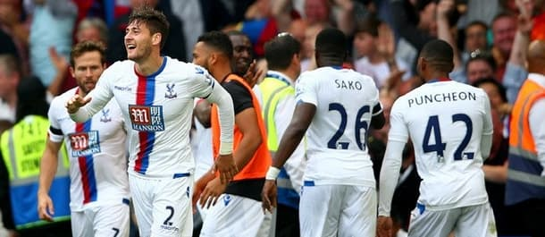 Crystal Palace beat Chelsea 2-1 at Stamford Bridge.