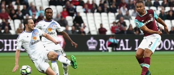 Winston Reid scored a last-gasp winner when West Ham and Sunderland last met.