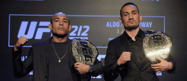 Jose Aldo vs. Max Holloway - UFC 212