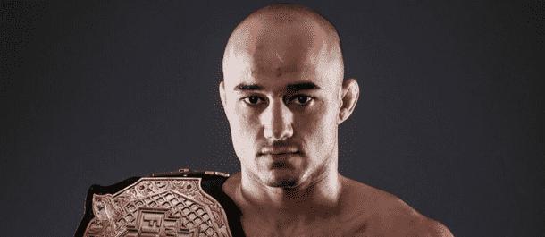 Marlon Moraes Former WSOF Champion