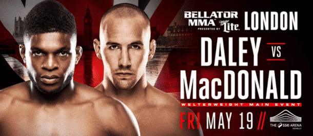 Bellator 179: Daley vs. MacDonald