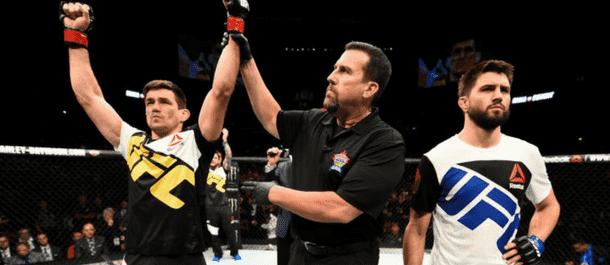 Demian Maia vs. Carlos Condit