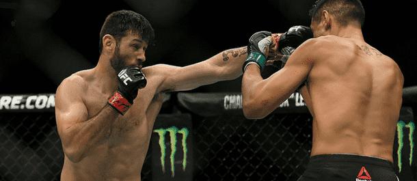 Polo Reyes vs. Jason Novelli