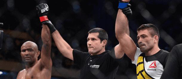 Luan Chagas vs. Sergio Moraes Split Draw