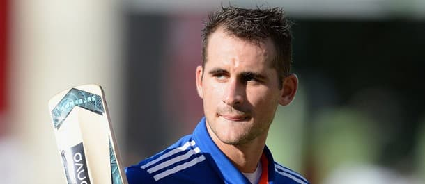 Hales guided England to victory