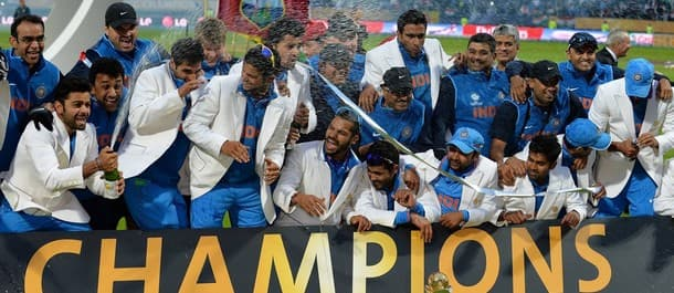 India triumphed on English soil last time out