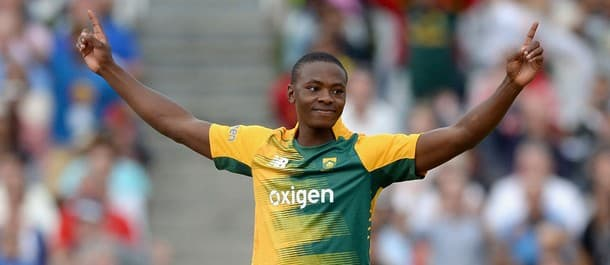 Rabada failed to fire in the opener