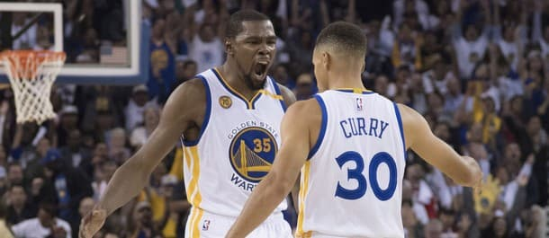 Durant and Curry hold the key for GSW