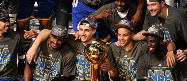 The Warriors are pursuing their fifth crown