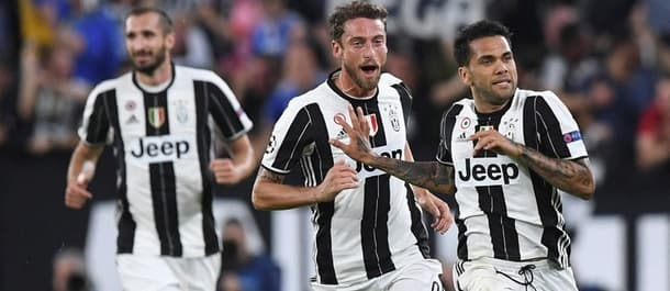 Juventus beat Monaco in the Champions League semi final.
